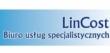 LOGO - Biuro rachunkowe i biuro usług pielęgnacji zieleni LINCOST