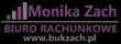 LOGO - Monika ZACH - Biuro Rachunkowe Wołomin