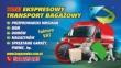 LOGO - Tani,Ekspresowy,Transport Bagażowy,Zagraniczny i Krajowy