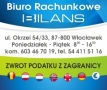 LOGO - Biuro Rachunkowe BILANS Ewelina Lipińska - Włocławek