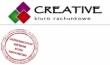 LOGO - CREATIVE Biuro Rachunkowe Ewelina Sekuła