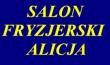LOGO - SALON FRYZJERSKI ALICJA - Żukowo