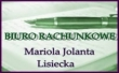 LOGO - BIURO RACHUNKOWE ADA Mariola Jolanta Lisiecka - Radzymin