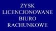 LOGO - BIURO RACHUNKOWE ZYSK - Warszawa